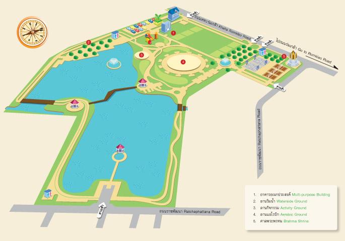 สวน 60 พรรษา สมเด็จพระบรมราชินีนาถ