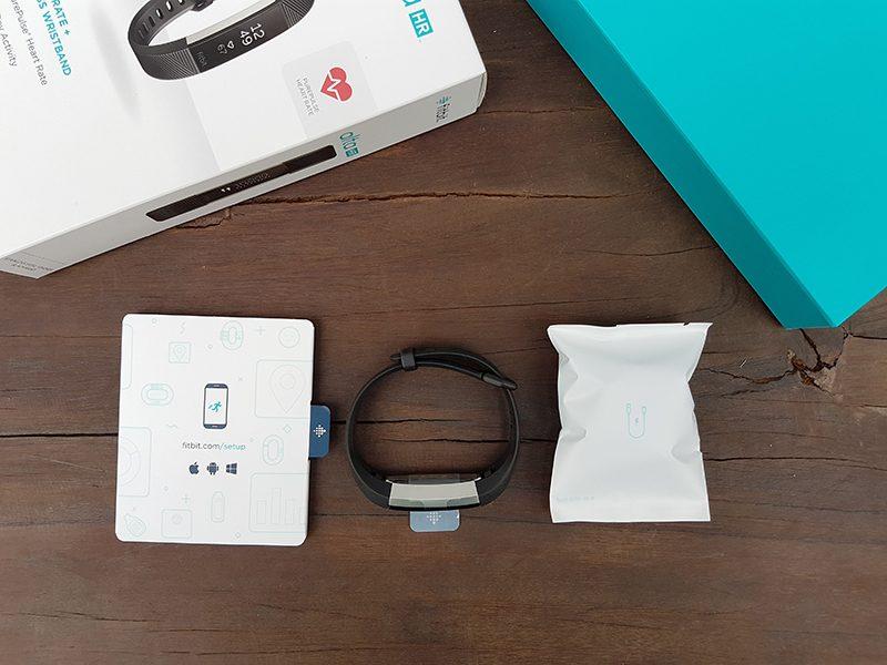 Fitbit Altra HR Pantip