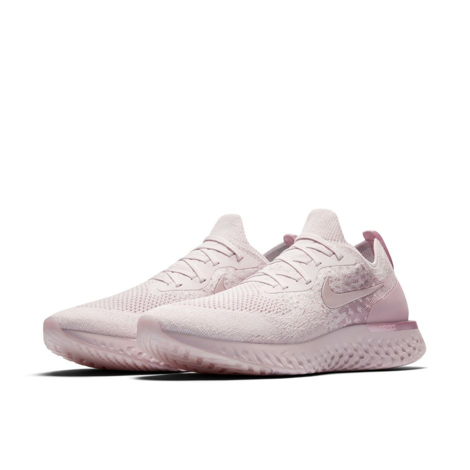 NIKE EPIC REACT FLYKNIT Pearl Pink/Barely Rose/Arctic Pink/Pearl Pink