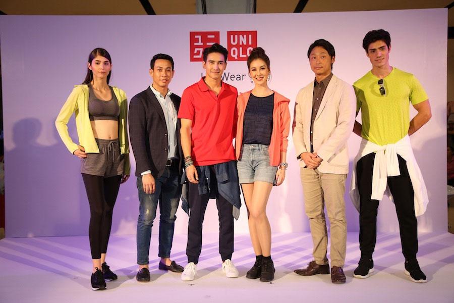 UNIQLO Activewear และ UNIQLO RUN 2018