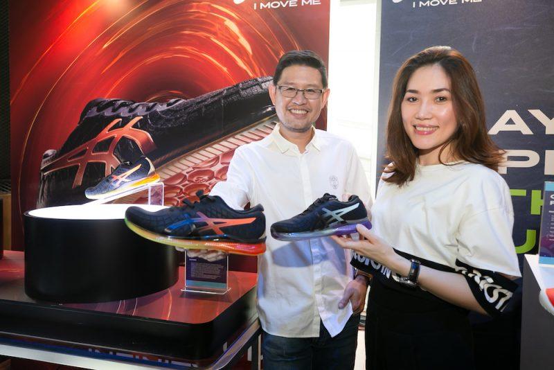 เอสิคซ์ ประเทศไทย เปิดตัวรองเท้าคอลเล็กชันใหม่ Asics Spring Summer 2019