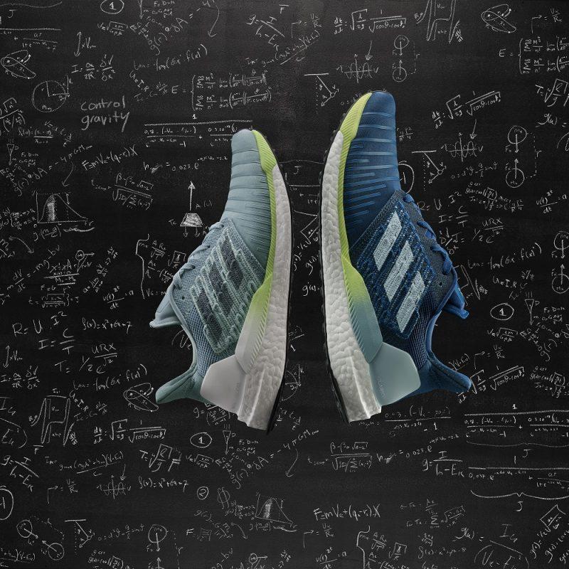 Adidas Running ปล่อย Adidas SOLARBOOST 2 สีใหม่ ต้อนรับปี 2019 สีมารีน (Marine) และ แอช เกรย์ (Ash Grey)