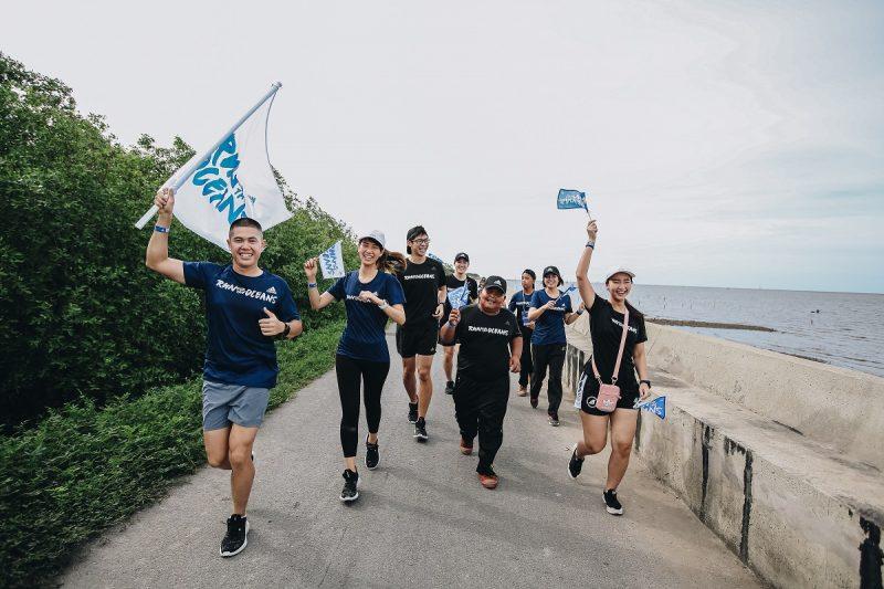 วิ่งเพื่อมหาสมุทร (Run For The Oceans)