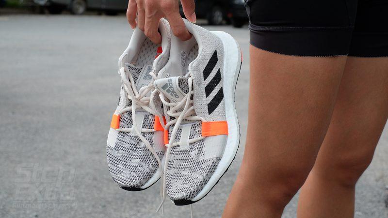 รีวิว adidas Senseboost Go รองเท้าวิ่งซิตี้รันรุ่นใหม่