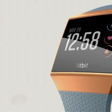Fitbit ionic นาฬิกาออกกำลังกายรุ่นท๊อปล่าสุดจาก Fitbit