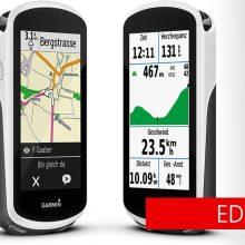 Garmin Edge 1030  รุ่นใหม่ จอใหญ่ 3.5 นิ้ว ปั่นนานถึง 40 ชม.!