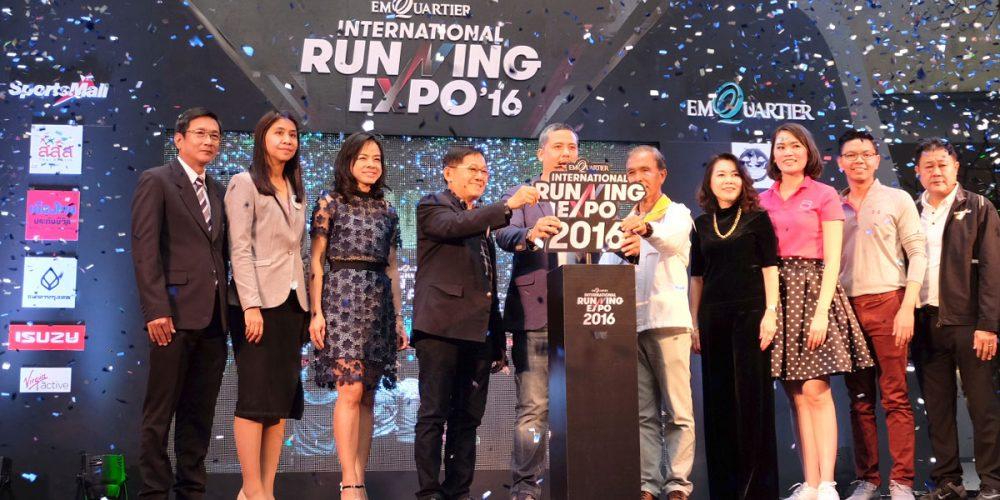 The Emquartier International Running Expo 2016