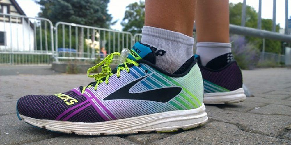 ถุงเท้า…อุปกรณ์วิ่งที่ไม่ควรมองข้าม