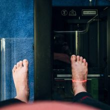 FitStation by Brooks & HP ให้คุณตัดรองเท้าวิ่งที่ฟิตเข้าฝ่ายเท้ากับคุณมากที่สุดแบบ In-store station