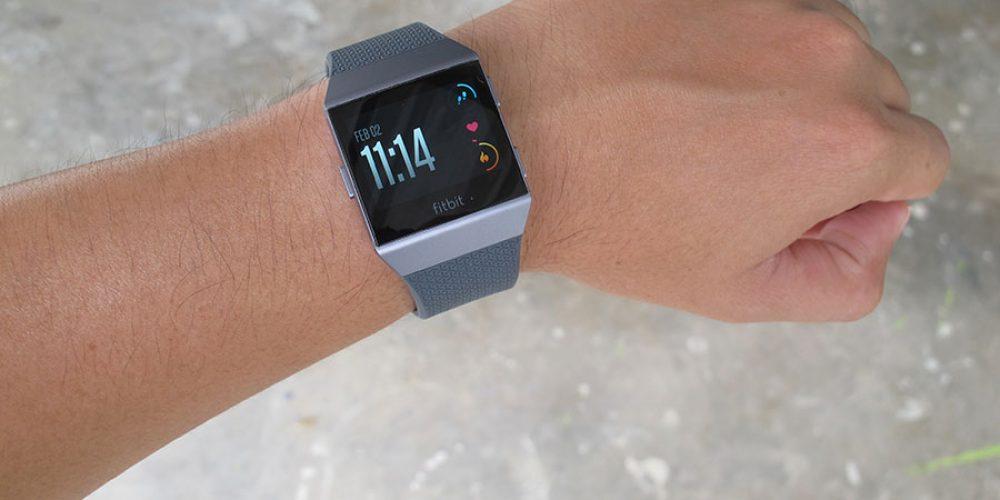 รีวิว Fitbit Ionic สมาร์ทวอชเพื่อสุขภาพและออกกำลังกาย มี GPS, HRM ในตัว