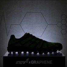 """สุดยอดนวัตกรรมรองเท้าแห่งโลก 4.0 คู่แรกที่ทำจาก """"กราฟีน"""""""
