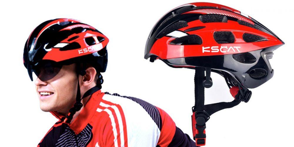 KSCAT Smart Helmet