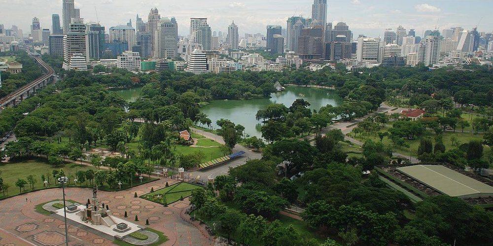 5 สวนสาธารณะในกรุงเทพ