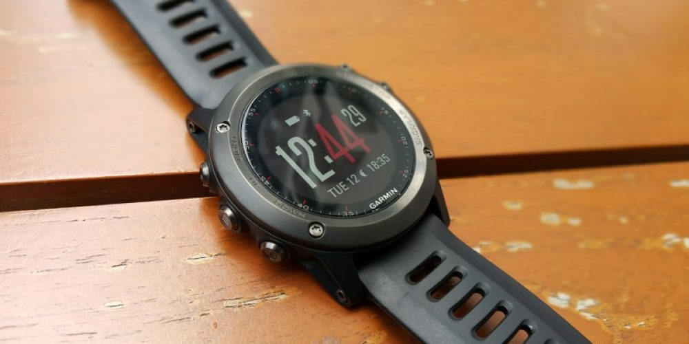 Garmin Fenix 3 Review : มาตรฐานใหม่แห่งวงการ Multi-sport GPS watch