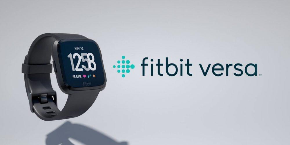 Fitbit Versa สมาร์ทวอชชิ้นใหม่ล่าสุดจากฟิตบิท ที่กำลังจะมา