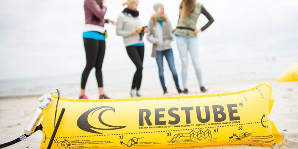ปลดล็อคความท้าทาย เพิ่มความปลอดภัยให้กิจกรรมทางน้ำสุด Xtream ด้วย Restube !