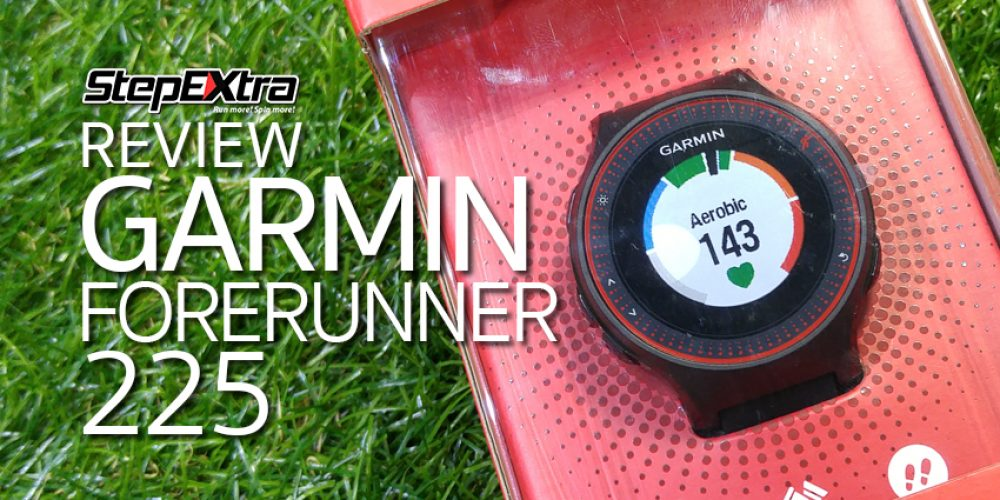 Garmin Forerunner 225 นาฬิกาวิ่งพร้อม Heart Rate ที่รอคอย