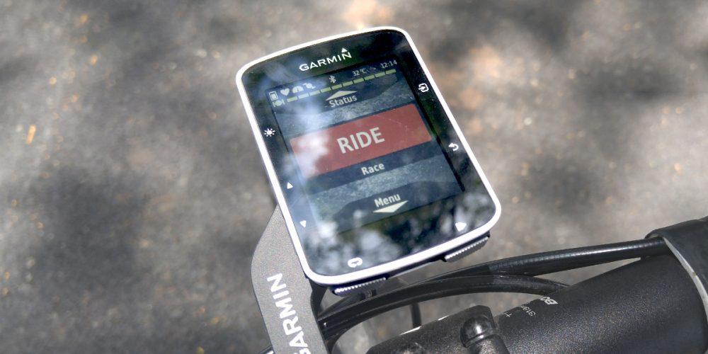 Garmin Edge 520 คู่ใจนักปั่นสายฝึกฝน มีครบทุกความต้องการ