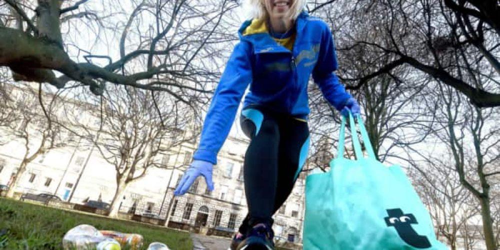 Plogging = Running + Picking up วิ่งเเล้วสุขภาพดีเเละได้ประโยชน์